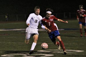 Boys Soccer @ Laurel Highlands