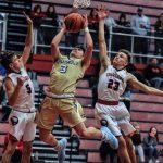 Boys Basketball wins high-scoring affair at Charleroi