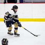 Hockey crushes Trinity at home