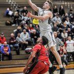 Boys Basketball hangs on to beat Elizabeth Forward 68 – 67