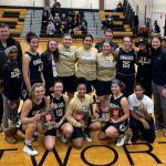 Girls Basketball beats Bentworth, becomes tournament champs!