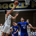 Boys Basketball ends streak, beats South Park 58 – 48