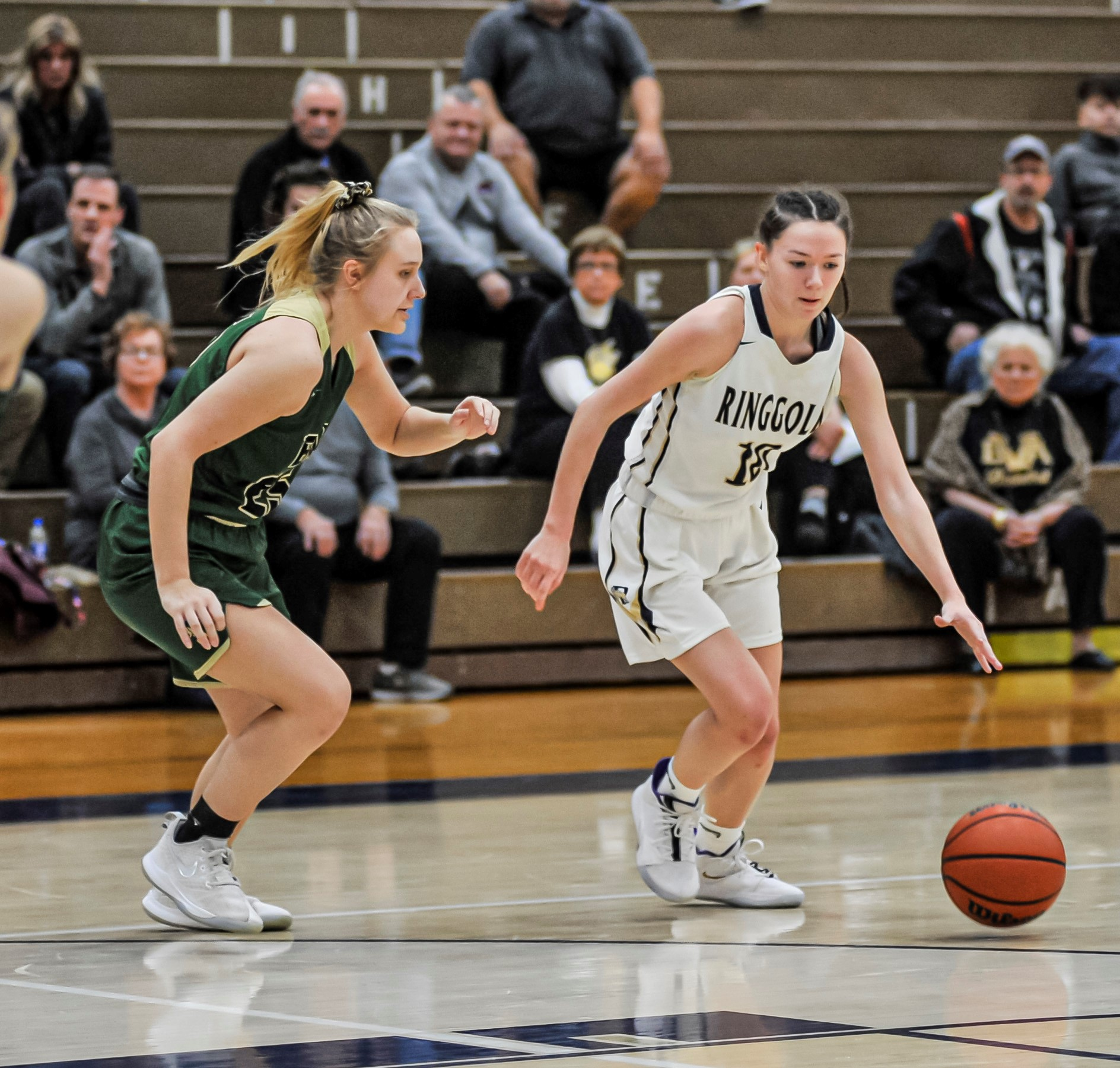 Girls Basketball just misses in loss to Belle Vernon