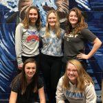 Girls Swimming earns multiple WPIAL-qualifying marks against Thomas Jefferson