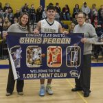 Peccon hits 1,000 as Boys Basketball rolls over Waynesburg 71 – 34