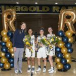 Girls Basketball falls to Southmoreland on Senior Night