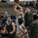 Boys Basketball falls to Belle Vernon 80 – 71