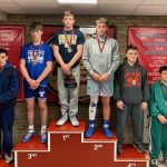 Conroy takes 1st Place at Waynesburg Tournament