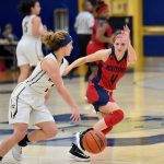 Girls Basketball puts up a fight against McKeesport, falls 59 – 47