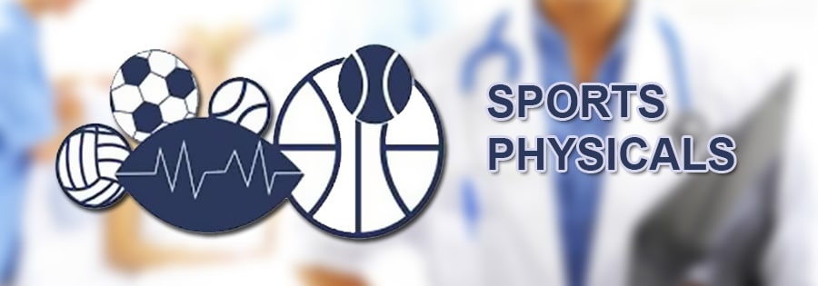 Spring Sports Physicals Date & Time Announced
