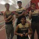 Indoor Track concludes season at TSTCA Championships