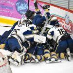 Hockey beats Elizabeth Forward in OT, heads back to championship!