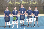 Ringgold Boys Tennis Class of 2020