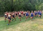 Girls Cross Country sweeps in first section meet!