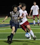 Boys Soccer wins home opener 1-0 over Laurel Highlands