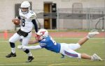 Football's rally comes up short, Rams fall to Laurel Highlands 16 – 12