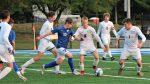Boys Soccer falls to Trinity