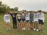 Boys Cross Country wins back-to-back-to-back section titles!