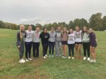 Girls Cross Country captures section title!