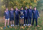 Pajak's record-breaking day leads Boys Cross Country to 1st place at Big South Championships