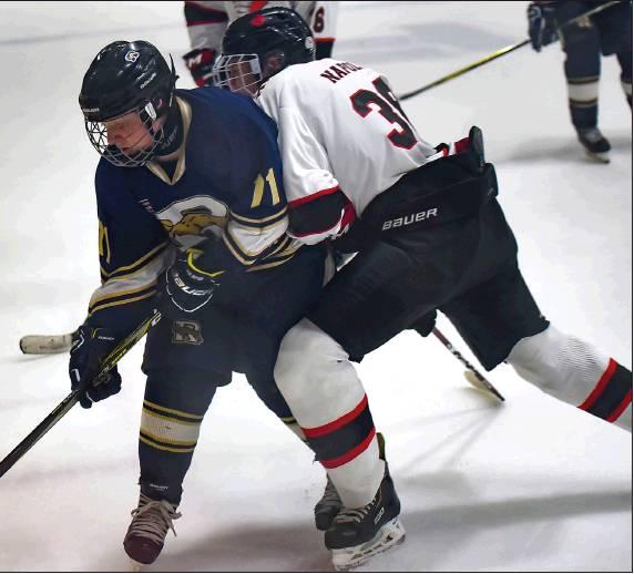 Hockey beats Elizabeth Forward for second time in a week