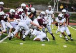 Football gets Homecoming win against Uniontown 48 – 6