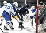 Hockey suffers first lost to Connellsville in OT
