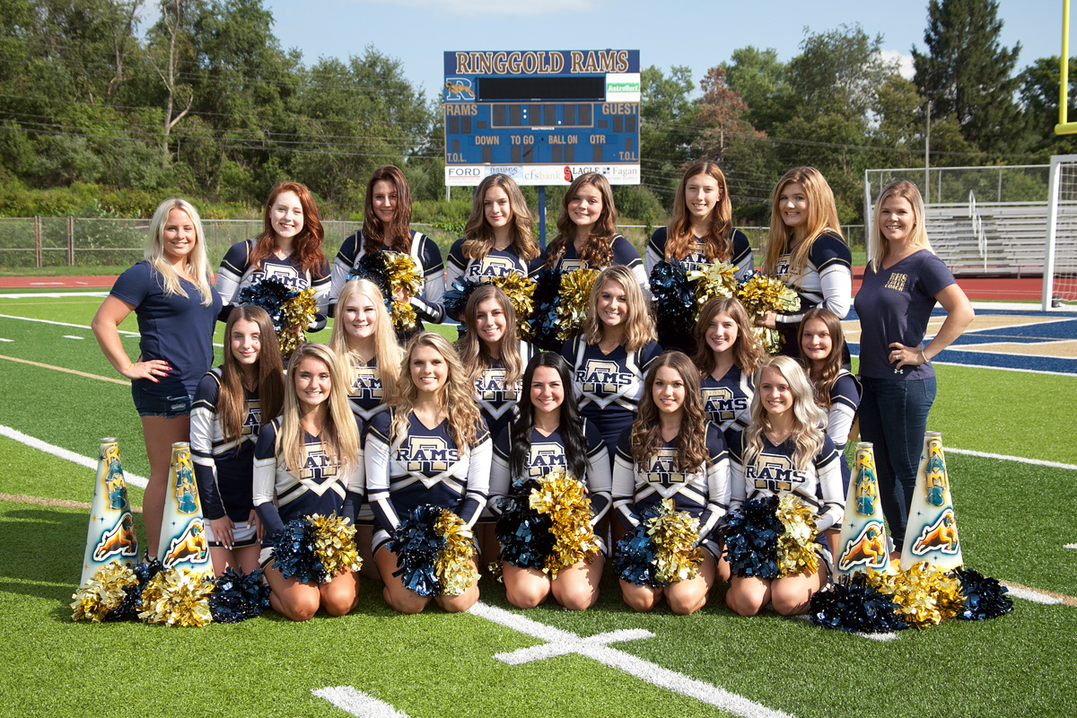 Cheerleaders bound for PIAA Championships