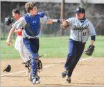 Varsity Baseball snaps skid, beats Charleroi 5 – 2