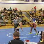 Del Sol Wrestlers Battle at State
