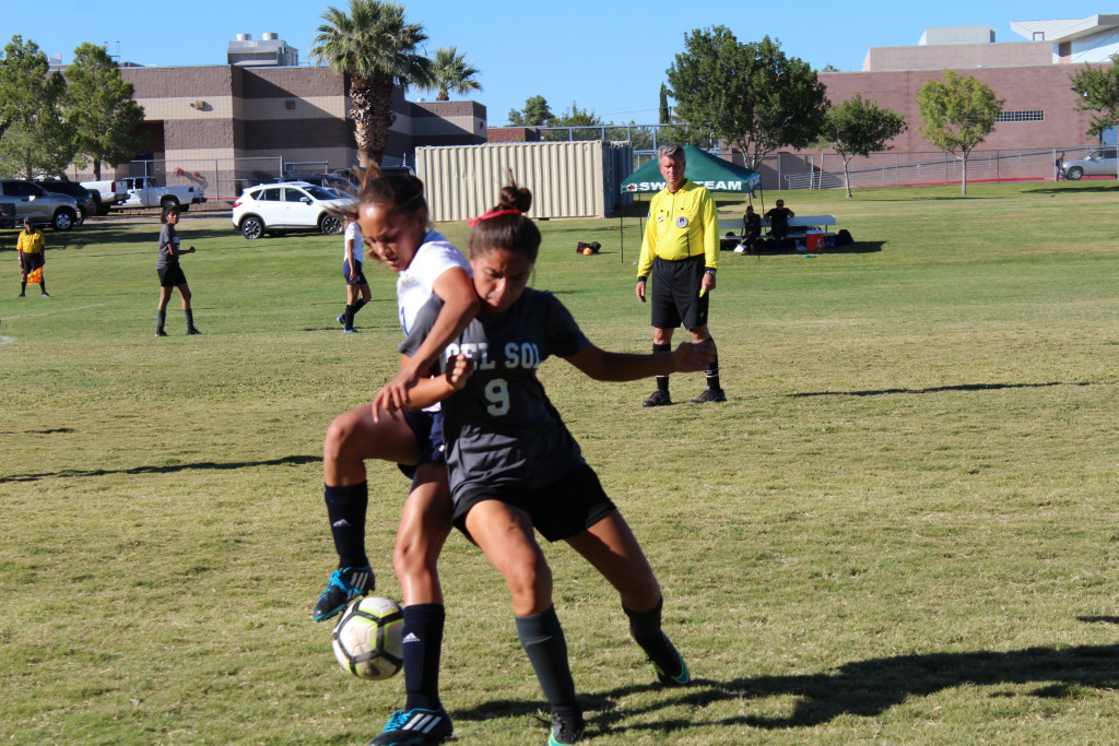 Lady Dragons Soccer Isn't Just a Team – It's a Family