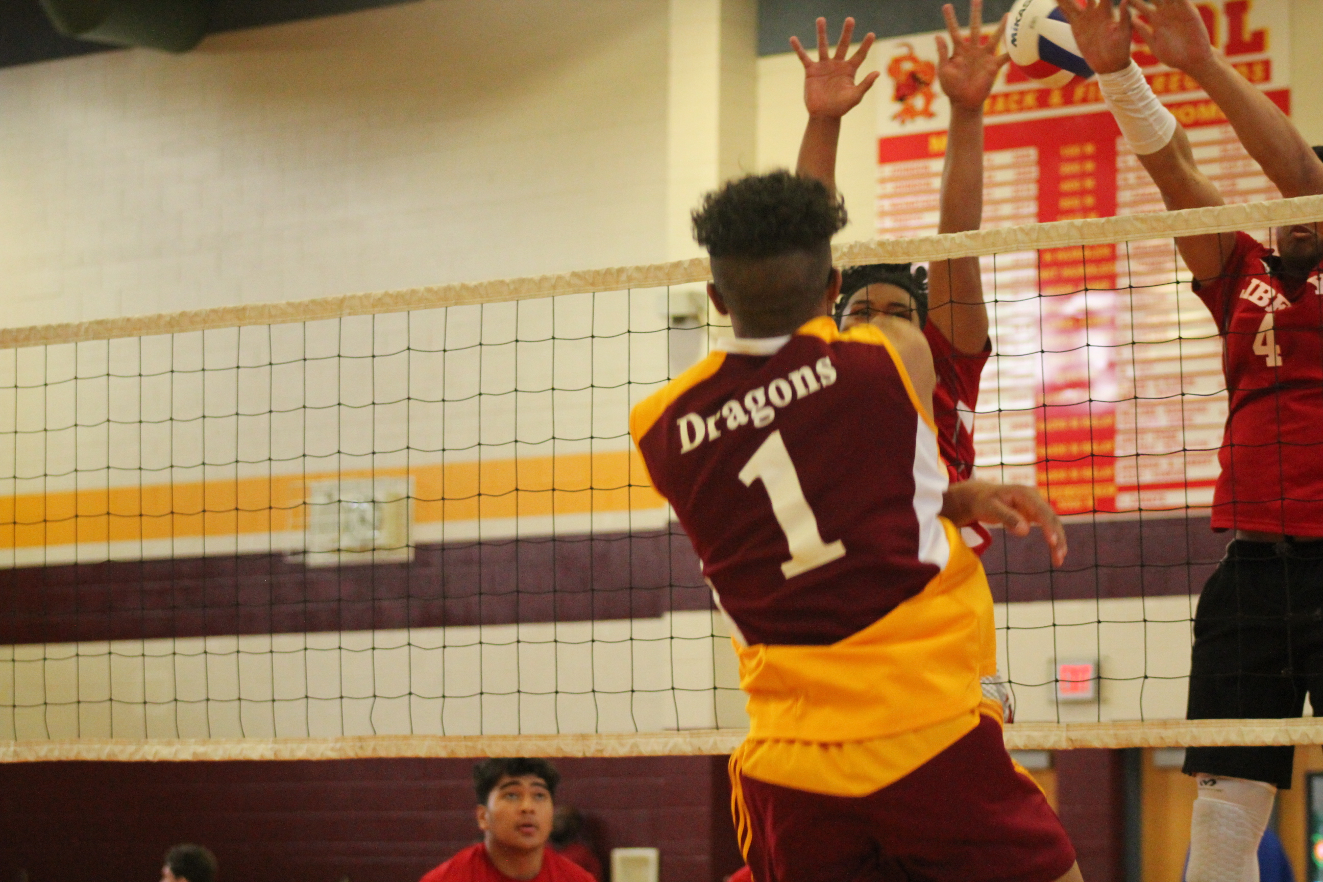 DSA Boy's Volleyball Aims to Use Its Experience to Its Advantage and Bring Home the Title