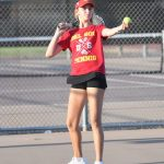The DSA Girl's Tennis Team is Proud of a Well-Fought Season