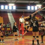Girl's Volleyball Has a Rough Start to Season But Still Has Hope