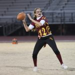 DSA Flag Football Triumphs Over Mojave 43-0 to Start off Region Tourney