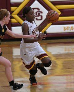 Girl's Basketball 1.10.19