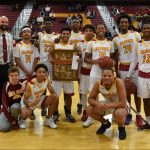 Dragons Finished Season Playing Their Best Basketball