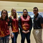 DSA Girl's Bowling Shines This Season and Finishes with Great Success