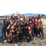 Flag Football Makes School History as They Brought Home the State Title