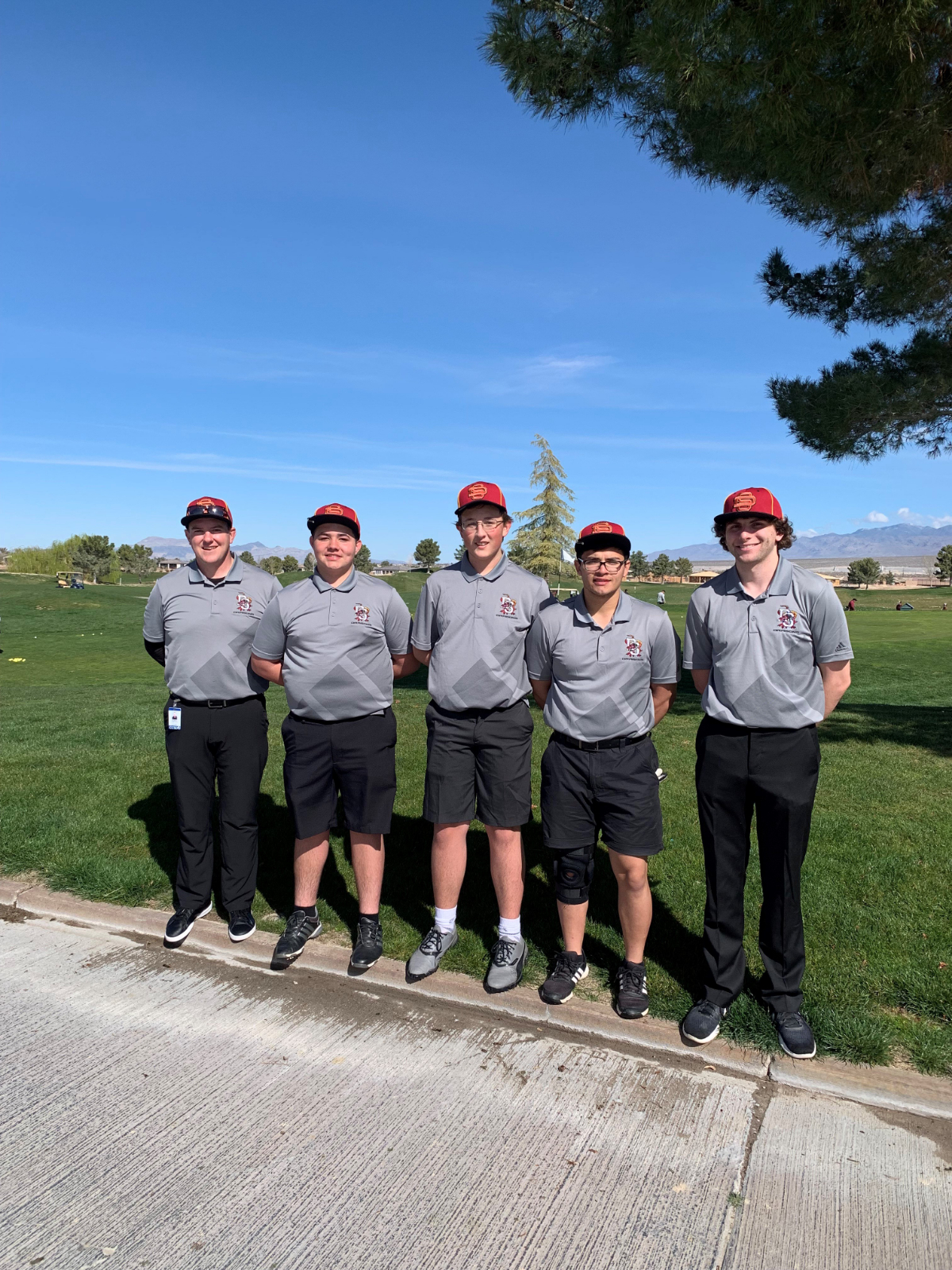 DSA Boy's Golf is Excited to Use This Season to Grow and Improve as a Team