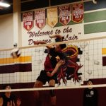 DSA Volleyball Achieves First Playoff Win Against Valley