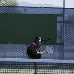 Del Sol Tennis Team (vs. Boulder City, Adelson & Durango)