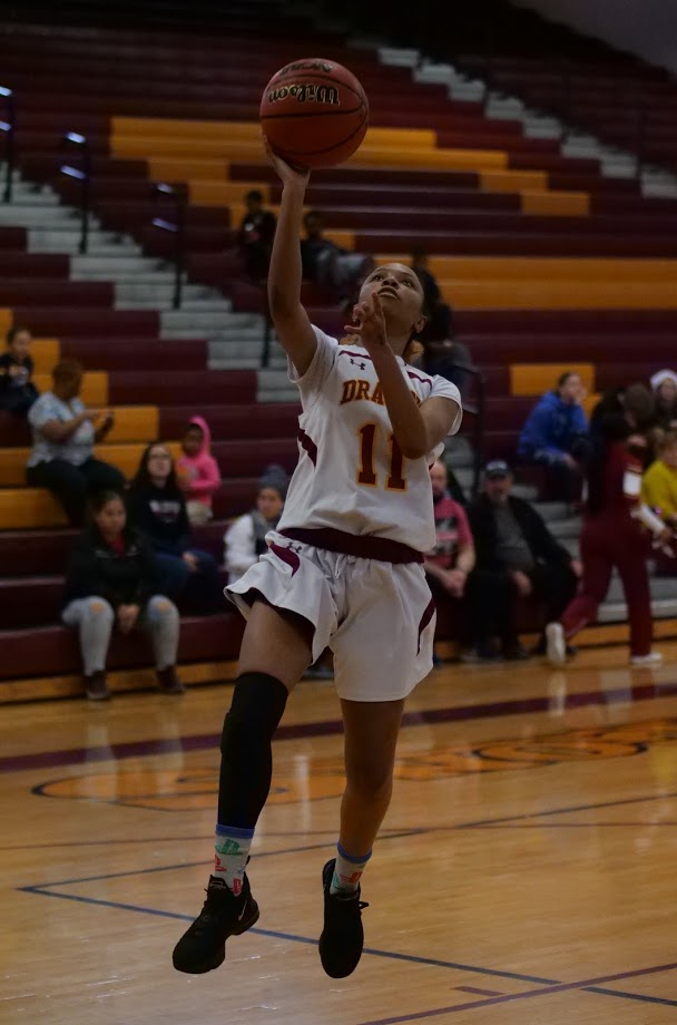 Girl's Basketball Lets Fundamentals and Teamwork Carry Them to Playoffs