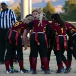 Flag Football Senior Night