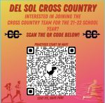 Are You Interested in Joining the DSA Cross Country Team?