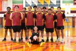 Dragons Volleyball Slays Valley in 3-0 Victory