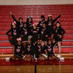 2017-2018 Cheerleading