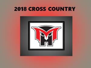 2018 Cross Country