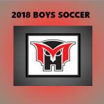 2018 Boys Soccer