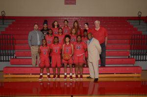 Girls Basketball 2019-2020
